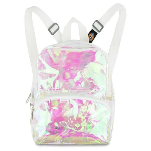 2a0e175a9e Dickies Mini Festival Backpack - Iridescent Champagne   Target