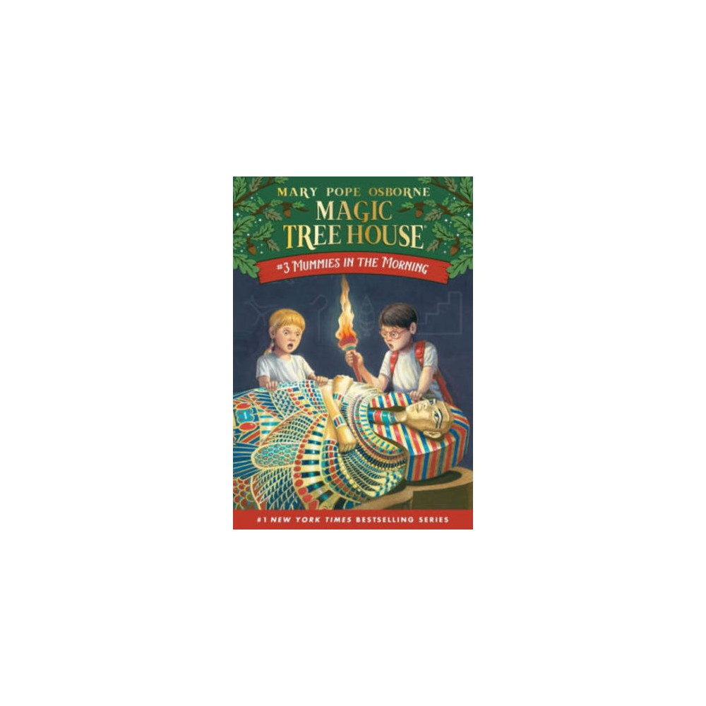 Mummies in the Morning (Magic Tree House Book 3) (Paperback) (Mary Pope Osborne)