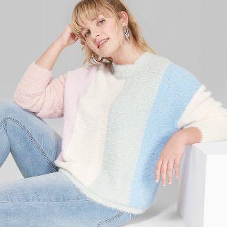2b5cde73a202 Crew   Women s Sweaters   Target