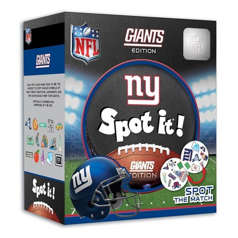 NFL New York Giants Spot It Game - image 1 of 3