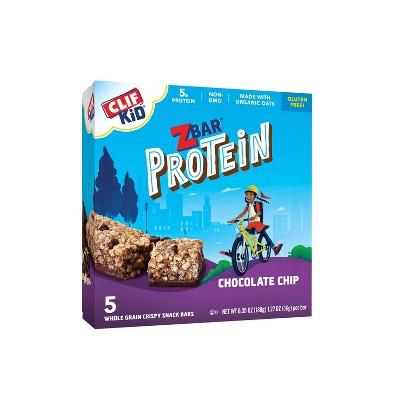 Granola & Protein Bars: Clif Kid Z Bar Protein