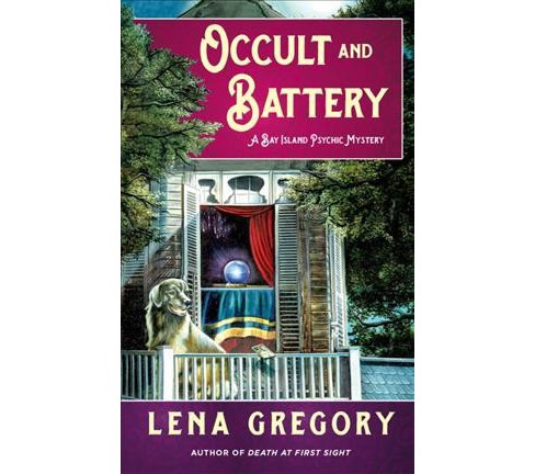 Occult and Battery (Paperback) (Lena Gregory) - image 1 of 1