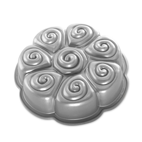 Nordic Ware Cinnamon Bun Pull-Aparts, Metallic - image 1 of 4