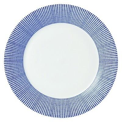 Royal Doulton Pacific Stoneware Salad Plate 9.3   Blue/White