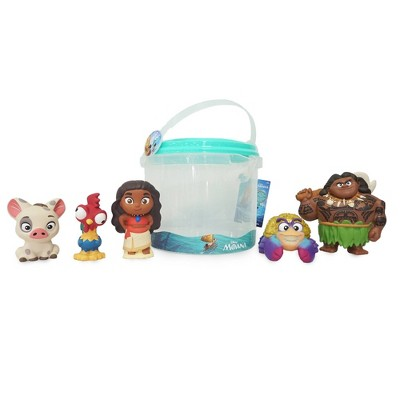 Disney Moana Bath Toy Set - Disney store
