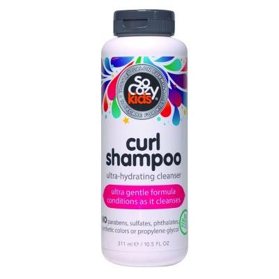 SoCozy Curl Shampoo - 10.5 fl oz