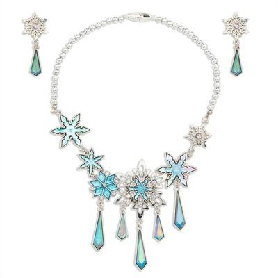Disney Frozen 2 Elsa Kids Jewelry Set - Disney store