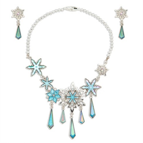 Disney Frozen 2 Elsa Kids Jewelry Set - Disney store - image 1 of 3