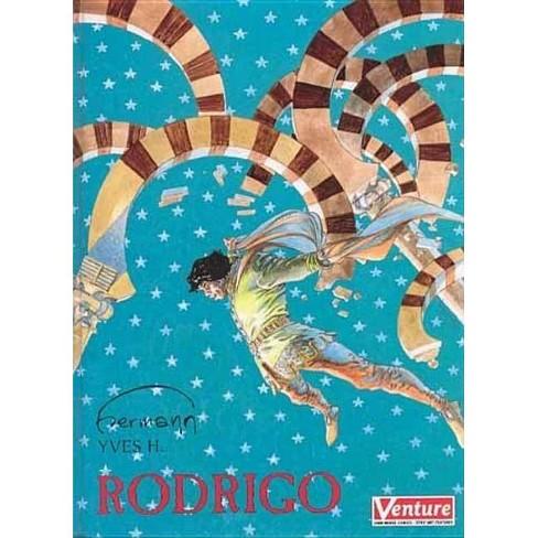 Rodrigo - (Venture Book) by  Yves Huppen (Hardcover) - image 1 of 1