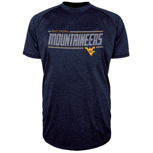 West Virginia Mountaineers Men's Team Speed Poly Performance T-Shirt - image 1 of 1