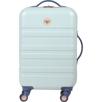 Designlovefest 20  Hardside Carry On Suitcase - Sage Green