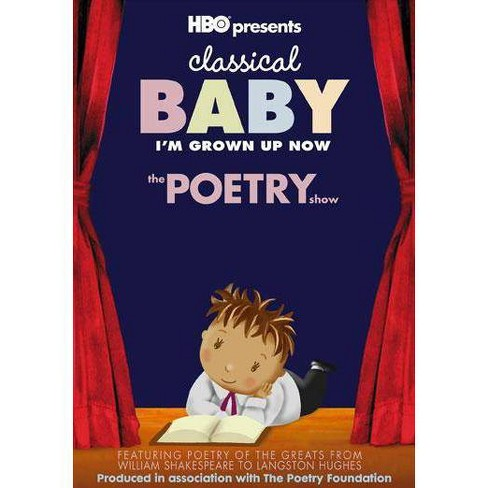 Classical Baby: The Poetry Show (DVD) - image 1 of 1