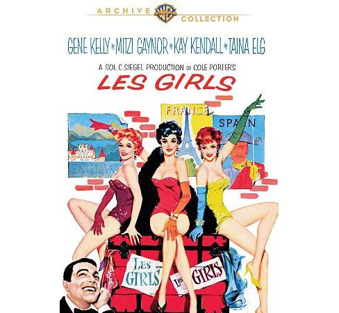 Les Girls (DVD) - image 1 of 1