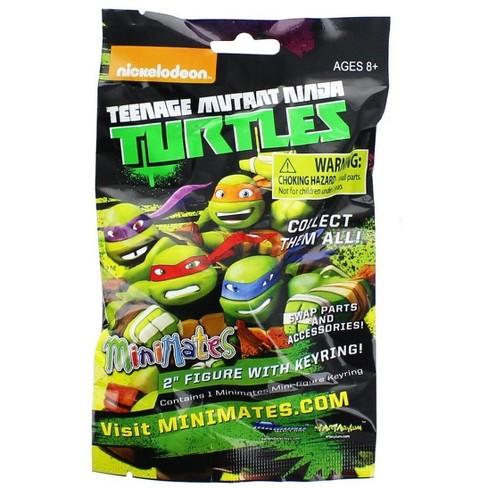 Diamond Comic Distributors, Inc. Teenage Mutant Ninja Turtles Minimates Series 1 Blind Bag - image 1 of 2
