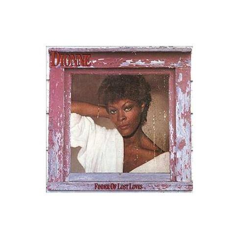 Dionne Warwick - Finder Of Lost Loves (CD) - image 1 of 2