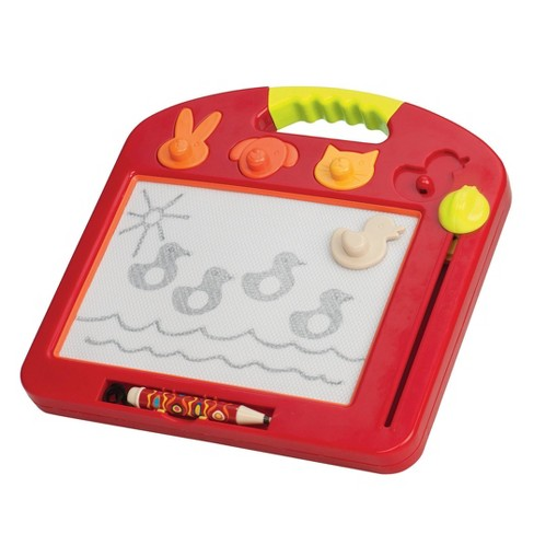 B. toys Magnetic Drawing Board - Toulouse LapTrec - image 1 of 3