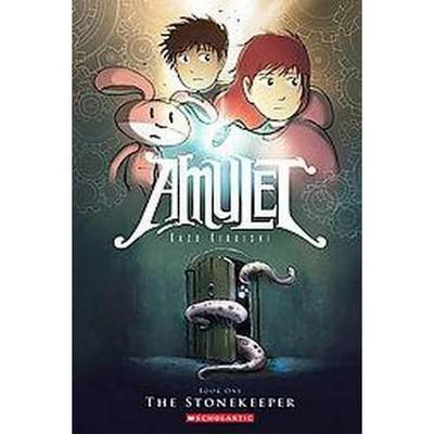1 amulet comic book