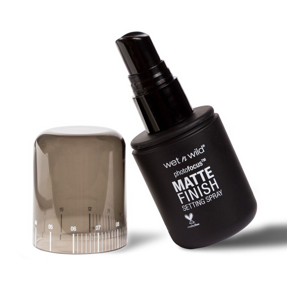 wet n wild Photo Focus Matte Setting Spray Matte Appeal - 1.52 fl oz