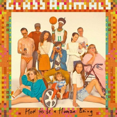 Glass Animals - How To Be A Human Being (EXPLICIT LYRICS)(Vinyl)