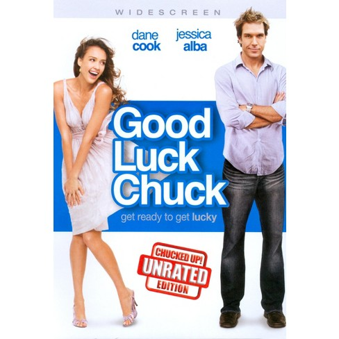 Good Luck Chuck (Unrated) (DVD) - image 1 of 1