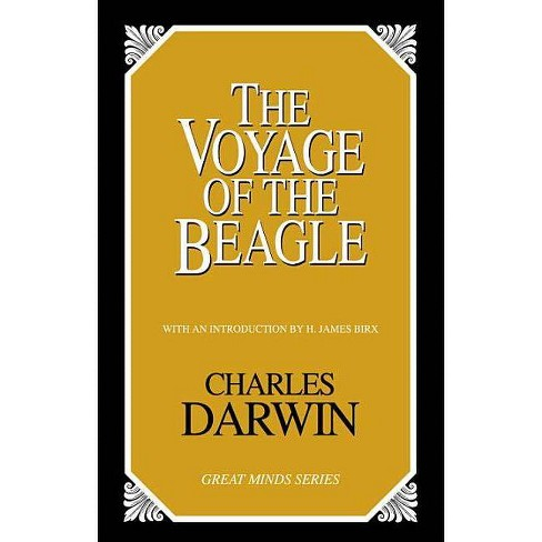 The Voyage of the Beagle - (Great Minds) by  Charles Darwin (Paperback) - image 1 of 1