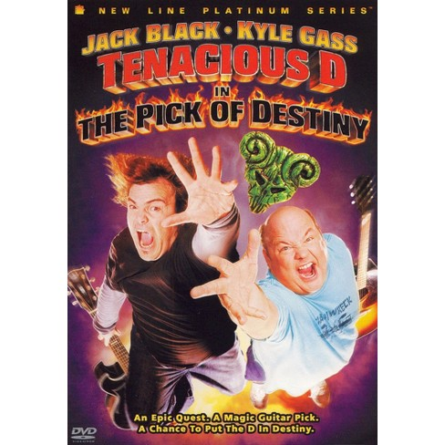 Tenacious D in The Pick of Destiny (dvd_video) - image 1 of 1