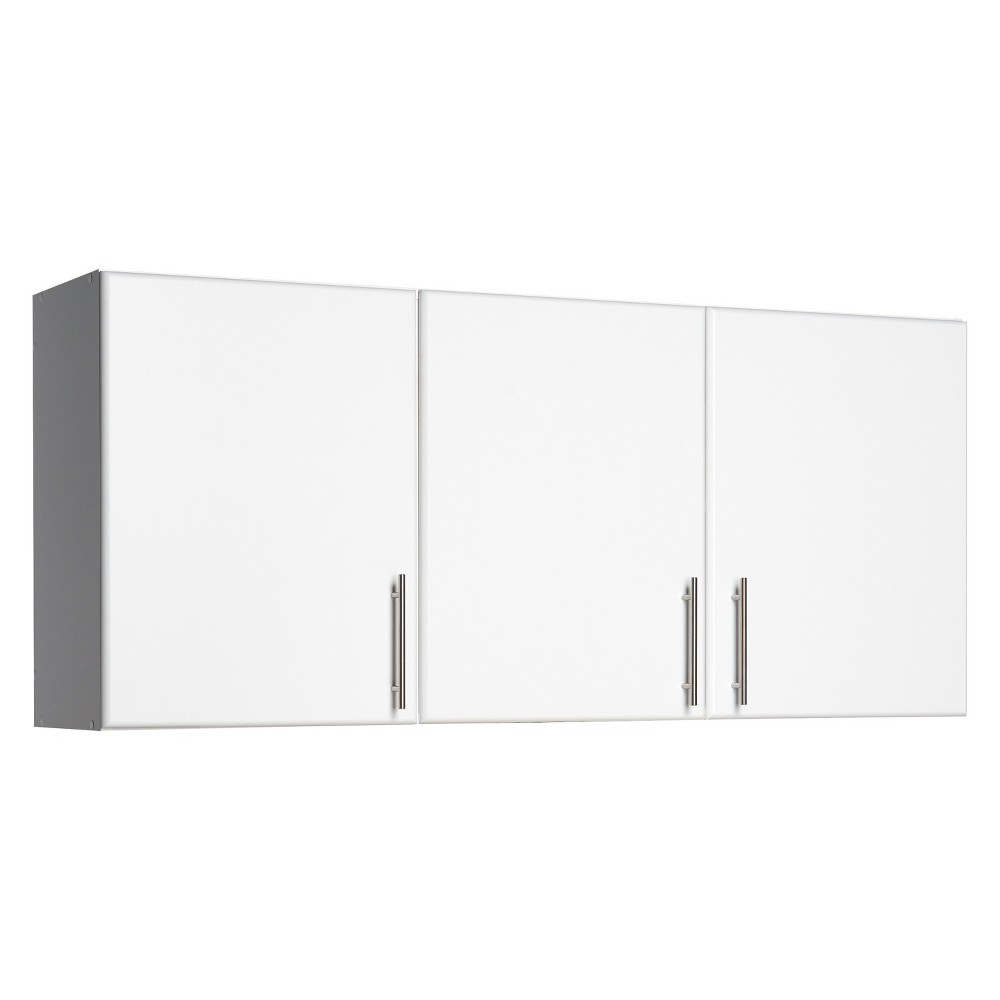 Elite 54 Wall Cabinet White - Prepac