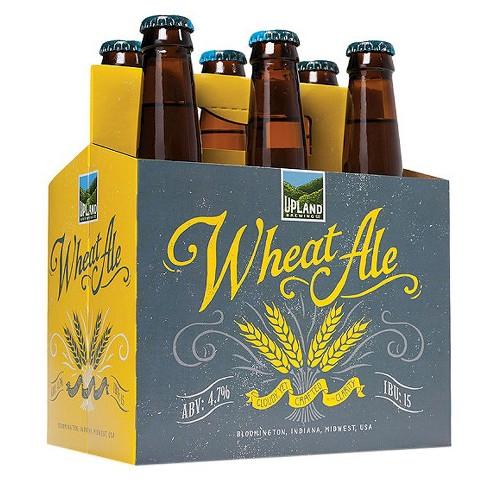 Upland Wheat Ale Beer - 6pk/12 fl oz Bottles - image 1 of 1