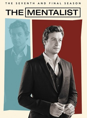 The Mentalist: The Seventh and Final Season [3 Discs]
