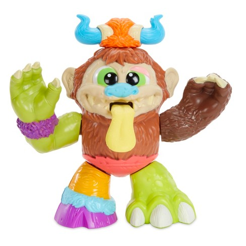Crate Creatures Surprise KaBOOM Box - Stubbs Mix n Match Figure Creature - image 1 of 4