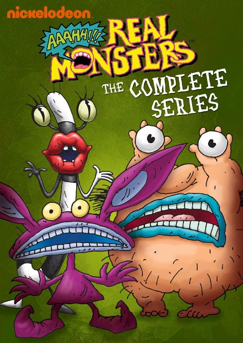 Aaahh real monsters:Complete series (DVD) - image 1 of 1