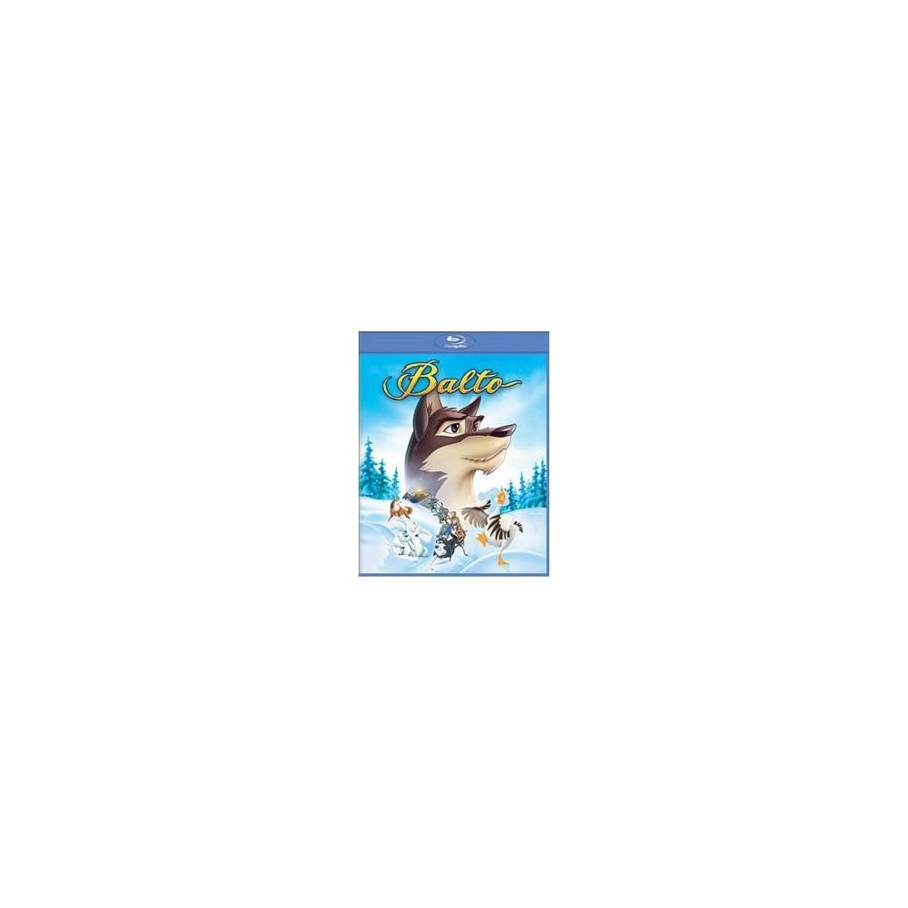 Balto (Blu-ray), Movies
