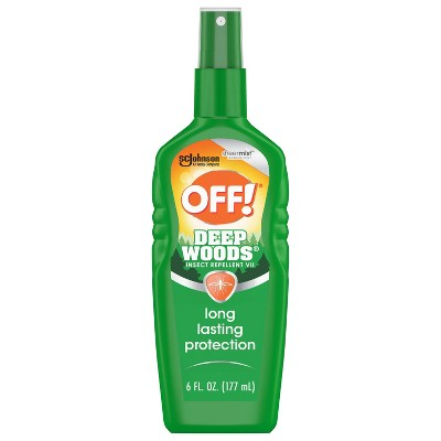 OFF! Deep Woods Insect Repellent VII - 6oz