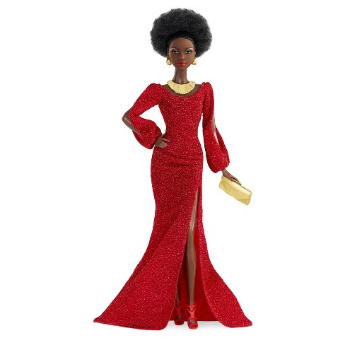 Barbie Signature 40th Anniversary First Black Barbie Collector Doll - image 1 of 4