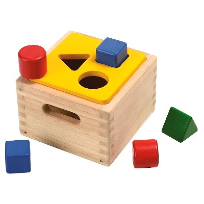 PlanToys® Shape and Sort It Out