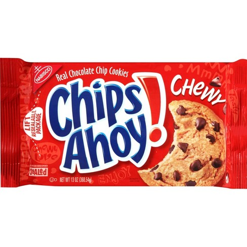 Chips Ahoy! Chewy Chocolate Chip Cookies - 13oz - image 1 of 5