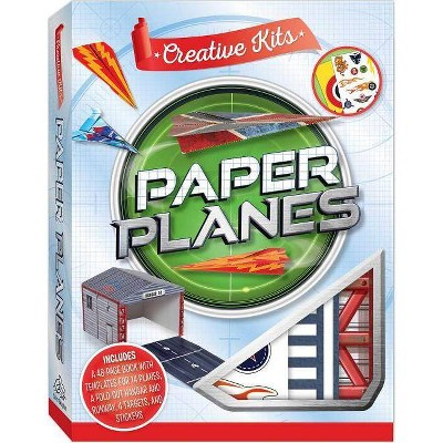 Creative Kits: Paper Planes - by  Dean Mackey (Mixed Media Product)