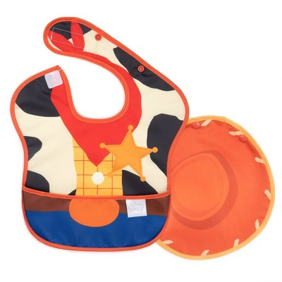 Bumkins Disney SuperBib with Cape Woody