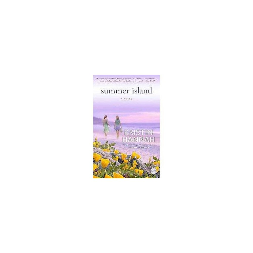 Summer Island (Paperback) by Kristin Hannah