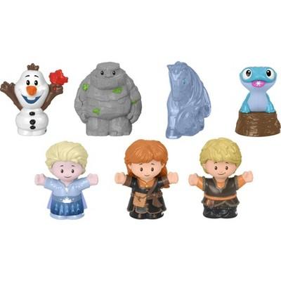Disney Frozen II Quest for Arendelle Figure Pack