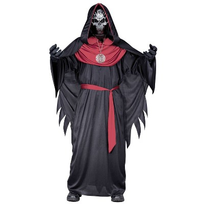 Adult Emperor Of Evil Halloween Costume One Size