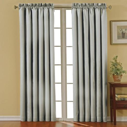 Canova Room Darkening Window Curtain Panel - Eclipse - image 1 of 3