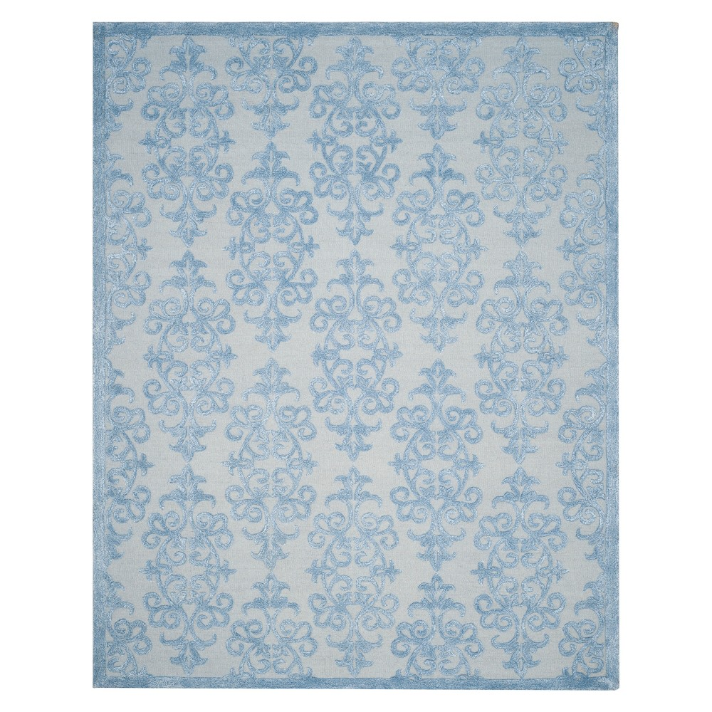 Bella Rug - Blue - (9'X12') - Safavieh