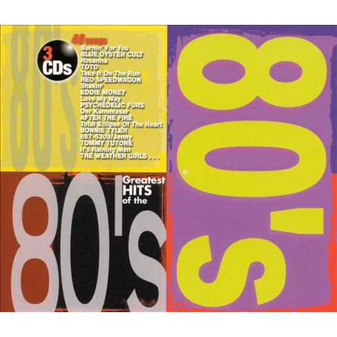 Various Artists - Greatest Hits Of The 80's (CD)