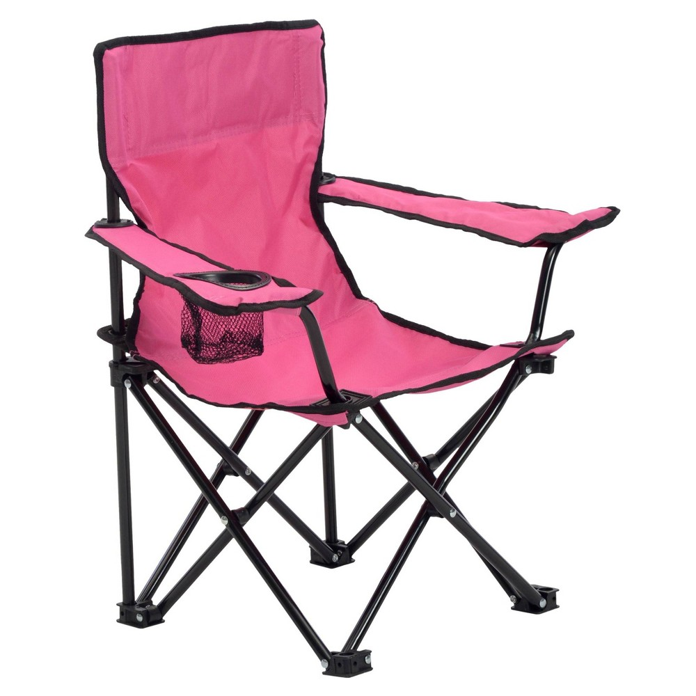 Image of Quik Chair Kid's Folding Chair - Pink