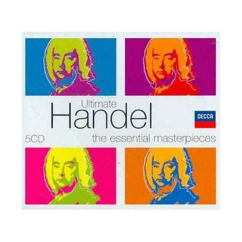 Various - Ultimate Handel (CD) - image 1 of 1
