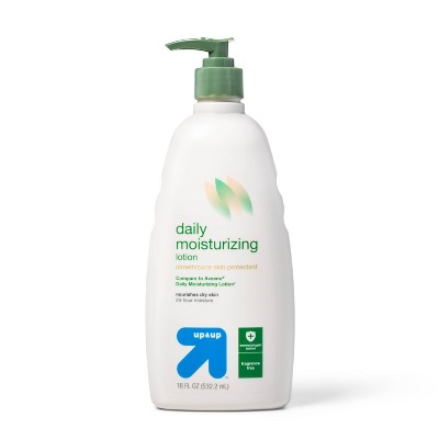 Unscented Daily Moisturizing Hand Lotion - 18oz - up & up™