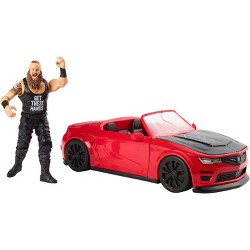 WWE Wrekkin' Slam Mobile Playset