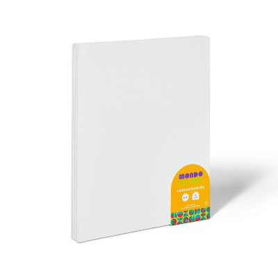 "6pk 8""x10"" Canvas Boards - Mondo Llama™"