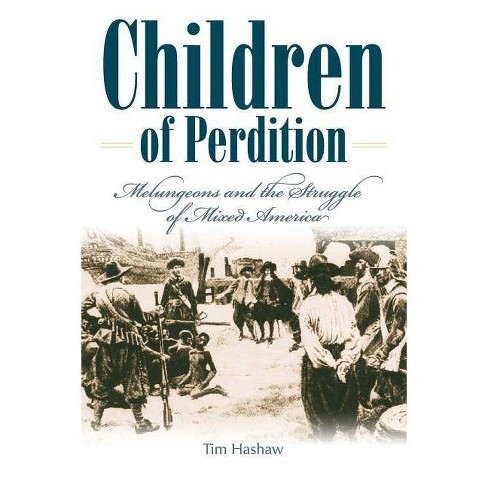 Children of Perdition - (Melungeons) by  Tim Hashaw (Paperback) - image 1 of 1